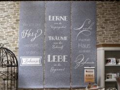 Wand-Dekorationen